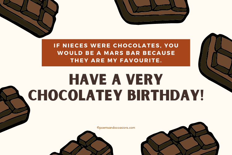 If Nieces Were Chocolates