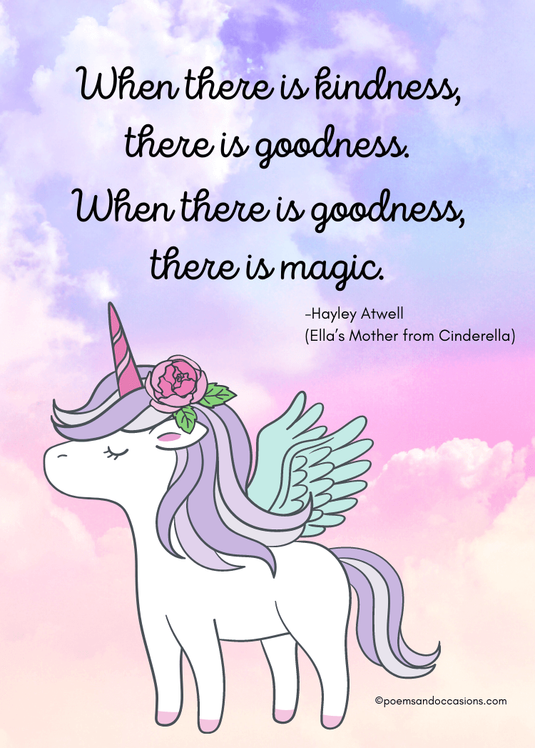 Kindness quotes for kids magic