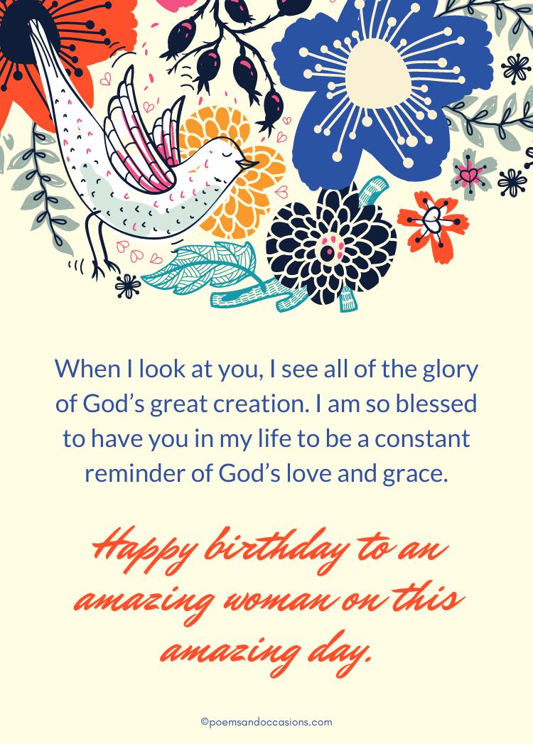 Happy birthday to an amazing woman