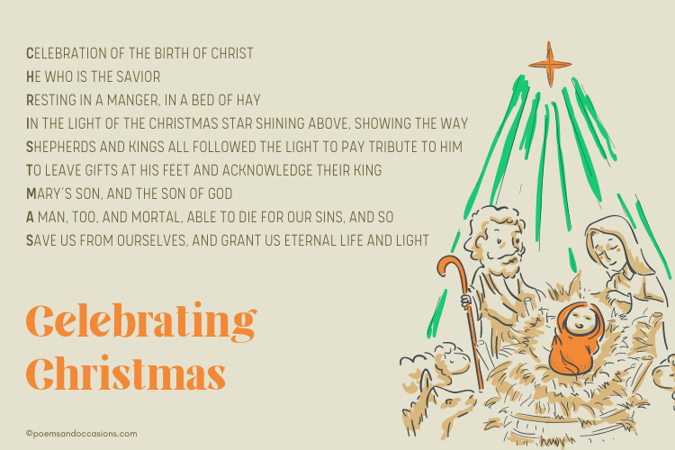 Poems About the Meaning of Christmas