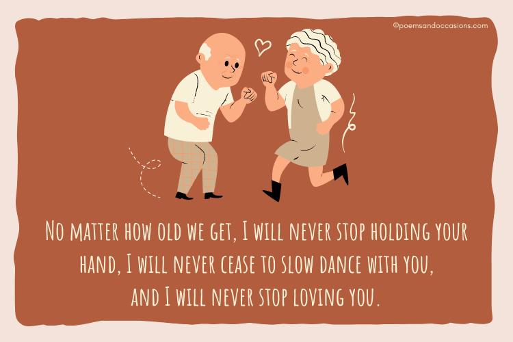 romantic message of love