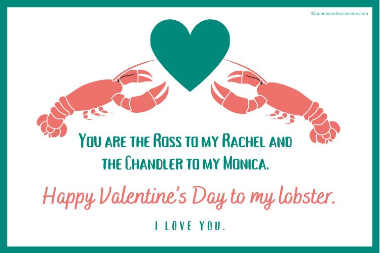 funny happy valentine's day message for boyfriend