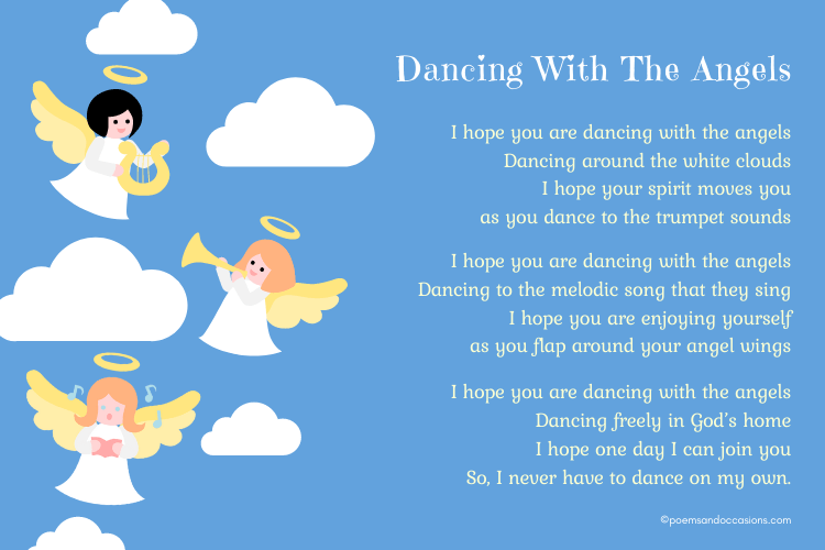 Dancing With The Angels