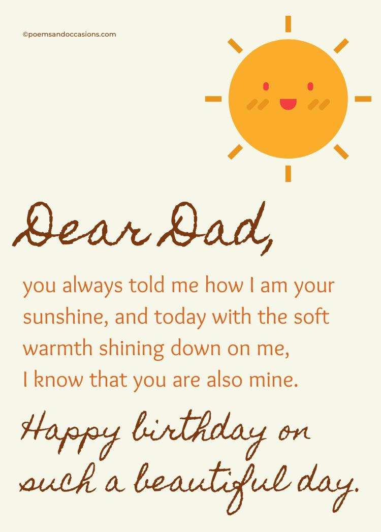 happy birthday dad in heaven