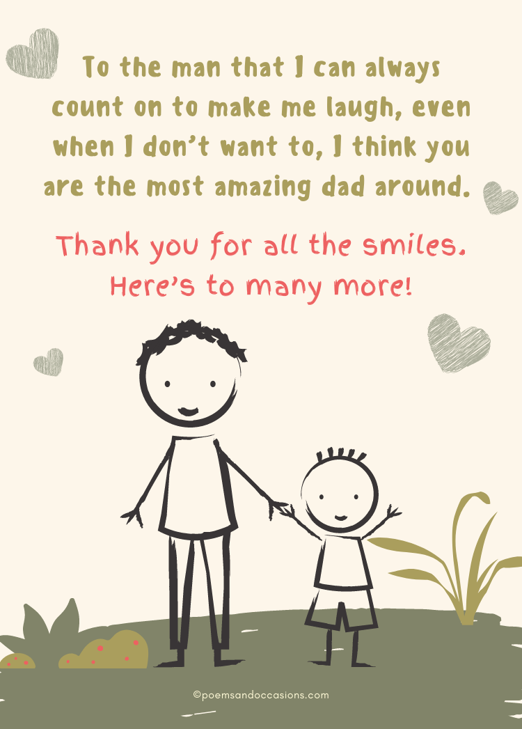 the most amazing dad
