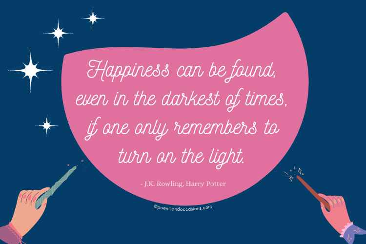 Harry Potter Quotes for Children