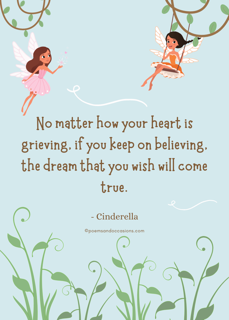 fairytale quotes for kids