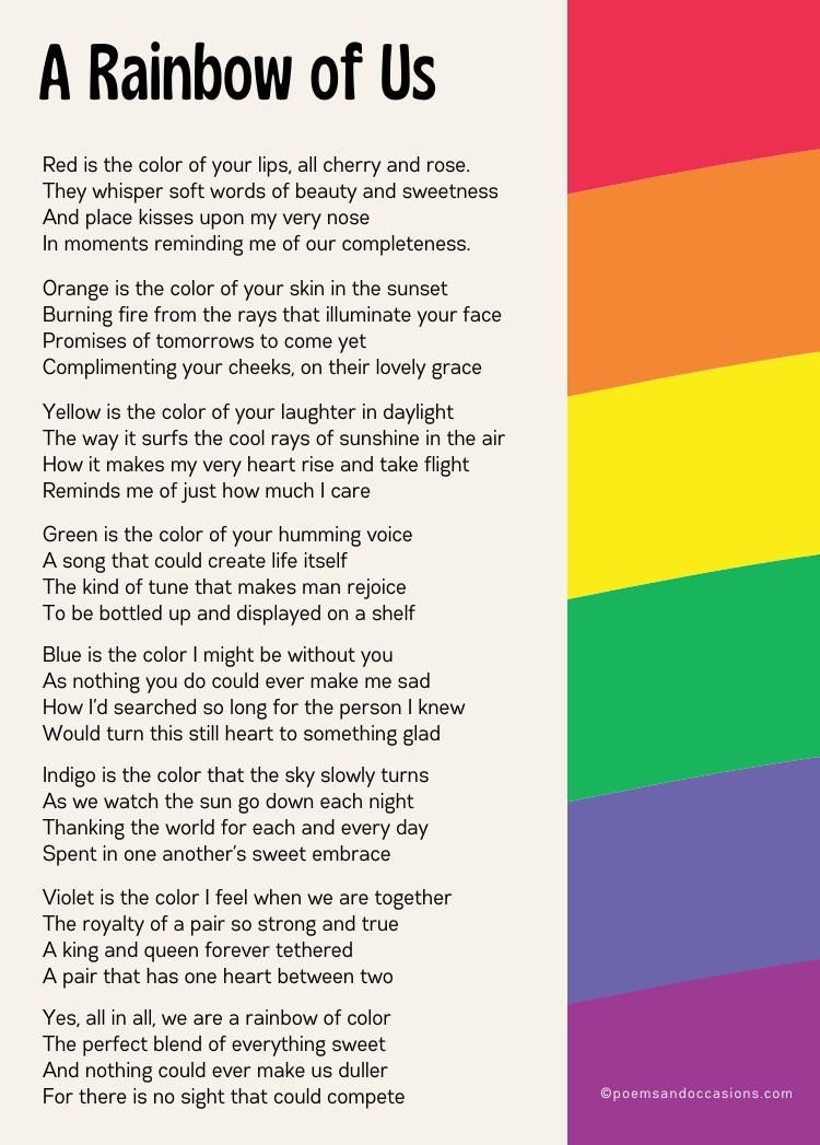 long love poems