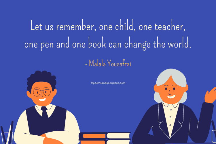 quotes about teachers